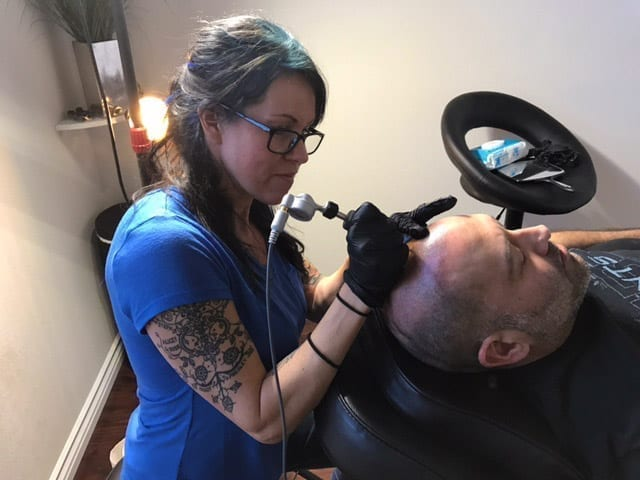 Scalp Micropigmentation Training Las Vegas