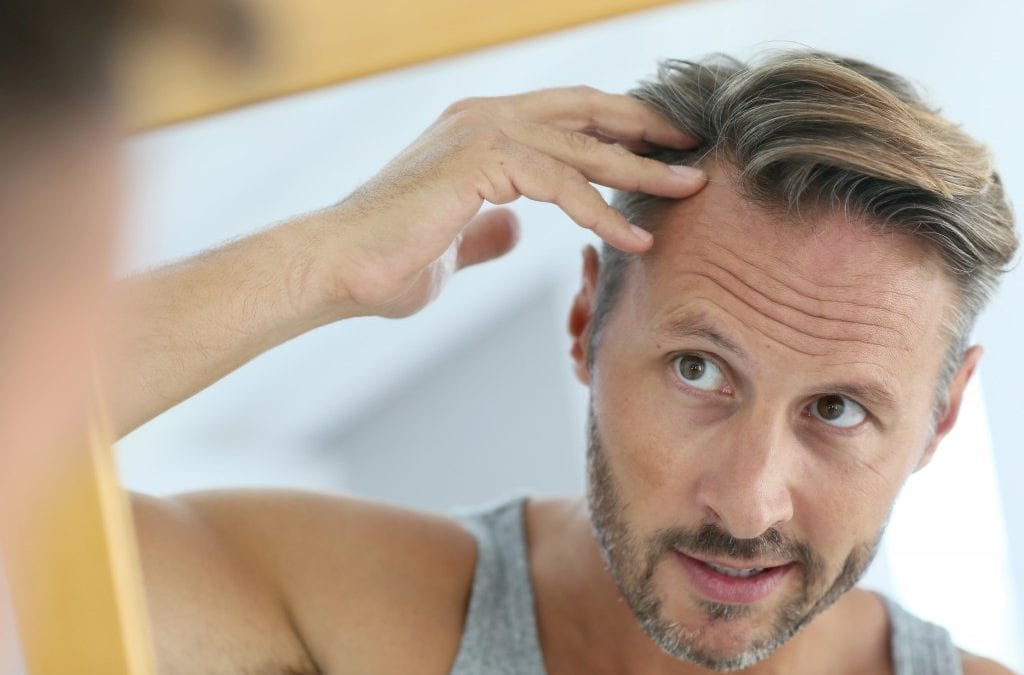 Ways To Get A Full Head of Hair