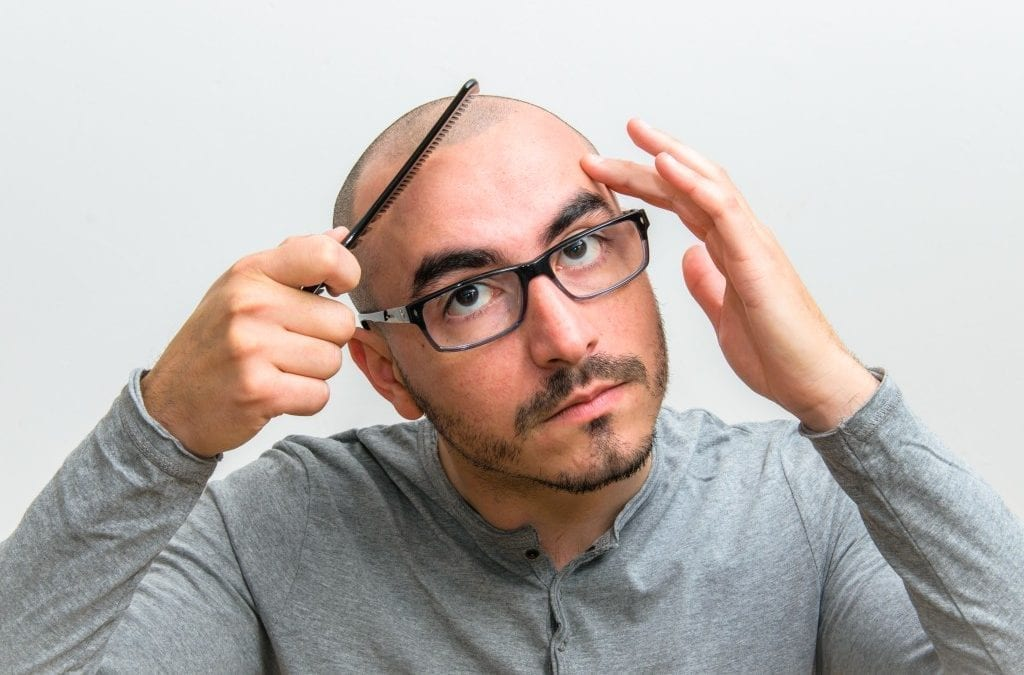 Balding? Get a Celebrity Buzz Cut in Vegas